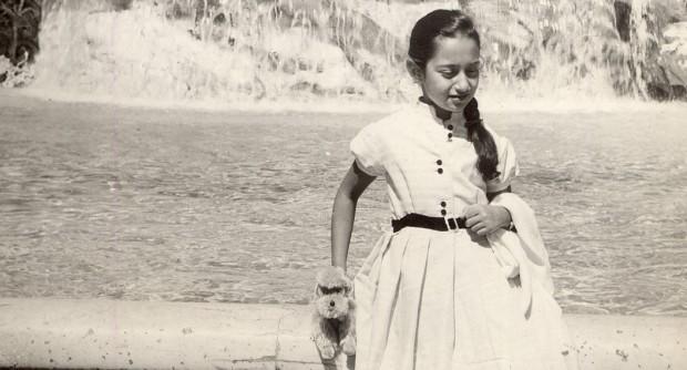 Zaha Hadid Childhood