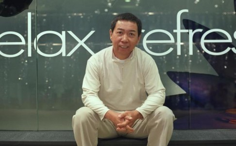 Michael Ying  At Esprit Holdings