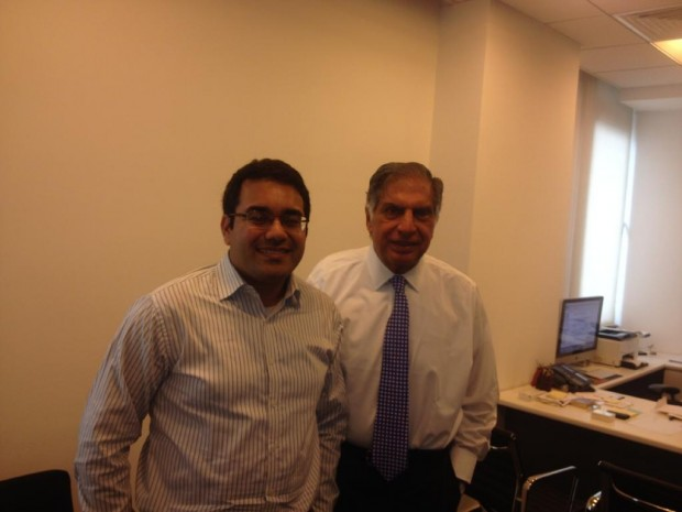 Ratan Tata Plans to Invest in Snapdeal ; Speaking about this, Kunal Bahl