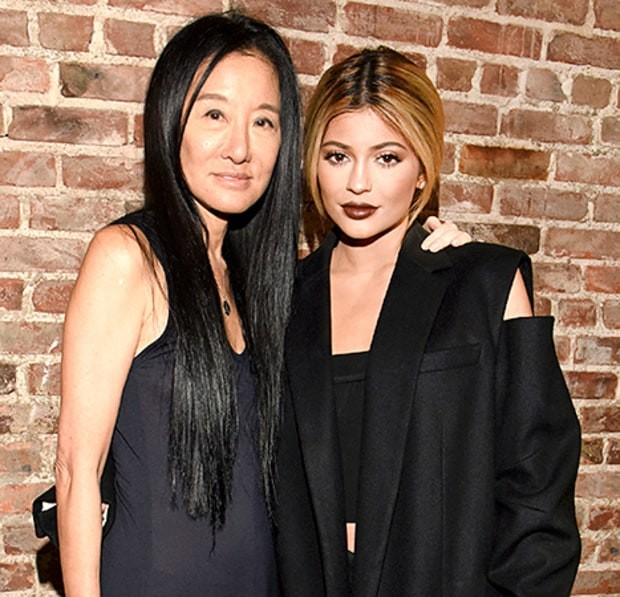 Designer Vera Wang With Kylie Jenner