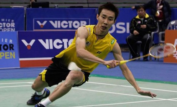 Lee Chong Wei in London
