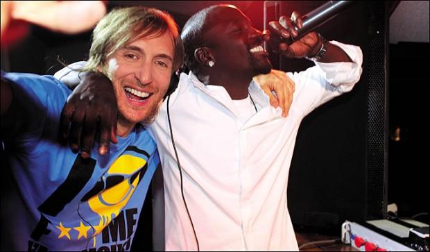 David Guetta With Akon