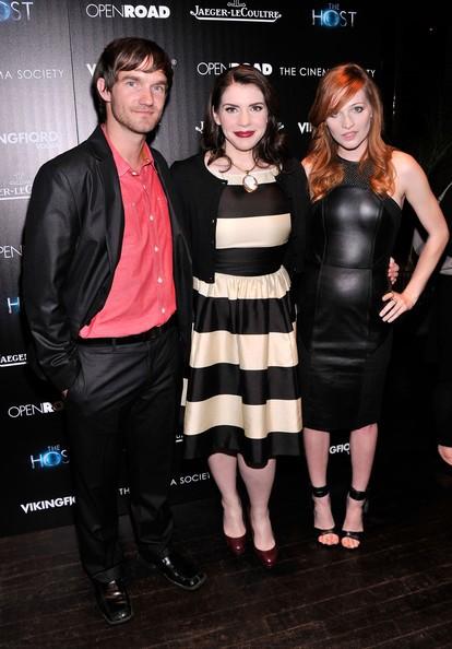 Stephenie Meyer with Lee Hardee, Raeden Greer