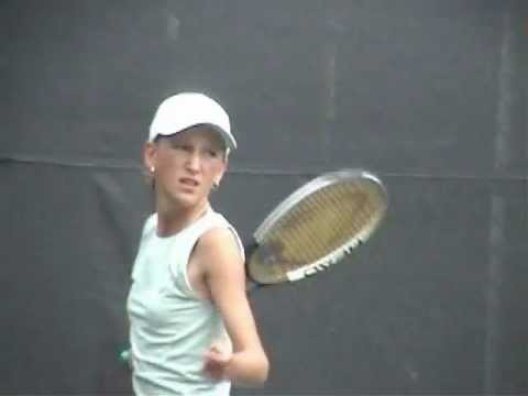 Victoria Azarenka at Age of 13