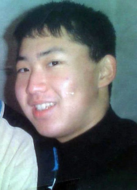 Kim Jong-un in his 20's