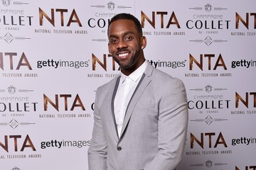 Richard Blackwood at National Tv Awards