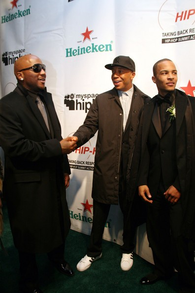 Russell Simmons at Hip Hop Summit Action Network Inaugural Ball