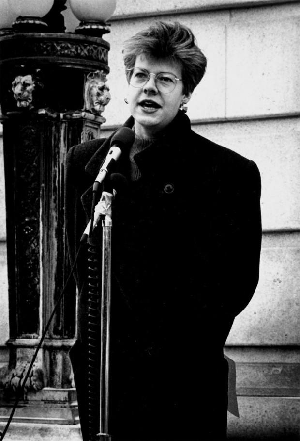 Tammy Baldwin in 1993
