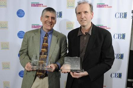 Rick Riordan with David Wiesner