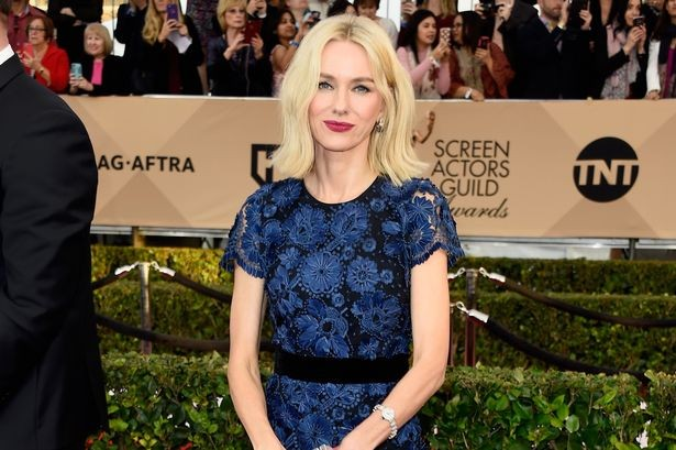 Naomi Watts At Screen Actors Guild