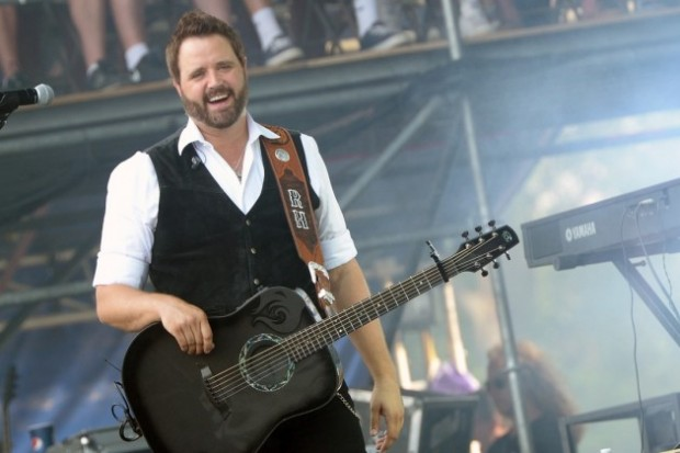 Randy Houser at VIP Getaway Trip