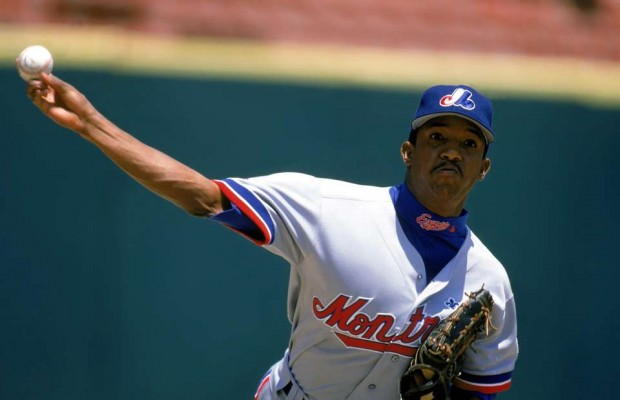 Pedro Martínez at Montreal Expos
