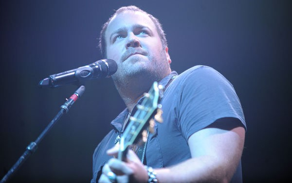 Lee Brice Performs For The CMT Tour