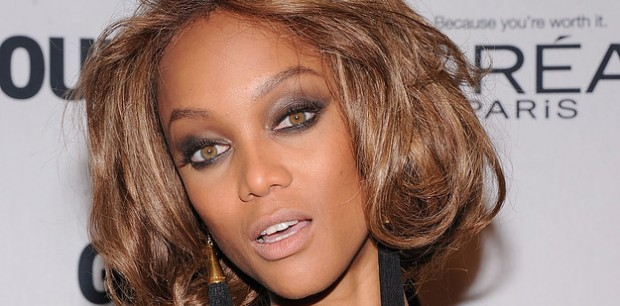 Tyra Banks Gives Philosophy