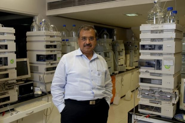 Dilip Shanghvi in His Company