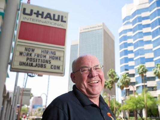 Mark Shoen American Business Person