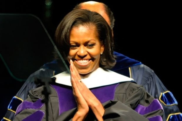 Michelle Obama at North Carolina Agricultural And Technical State University