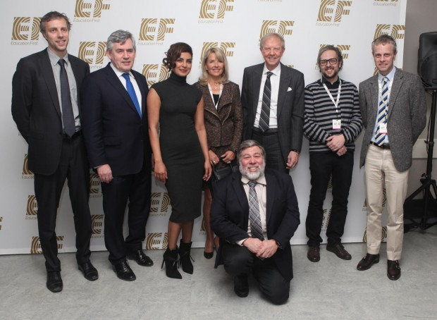 Steve Wozniak at EF Education Anniversary