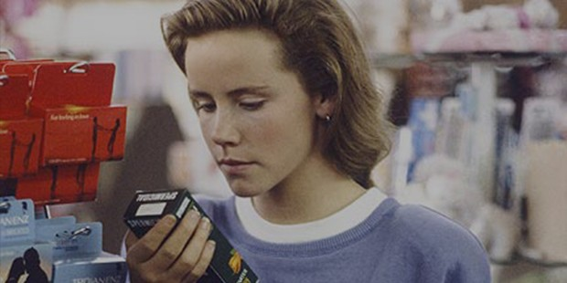 Amanda Peterson in a television series A Year in the Life.
