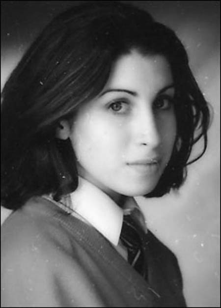 Amy Winehouse Before Drugs Usage