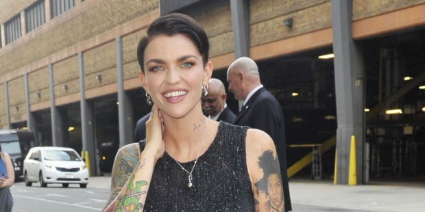 Ruby Rose Schools Us on Gender Fluidity