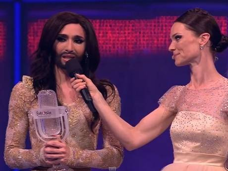 Conchita Wursts Eurovision winners Acceptance speech