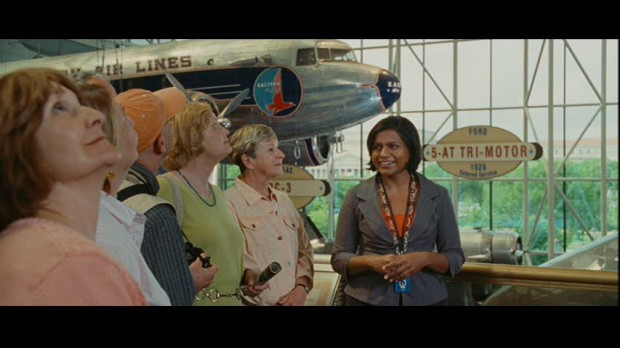 Mindy Kaling  in Night at the Museum : Battle of the Smithsonian