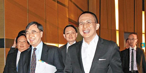 Richard Li At FWD Group with Deny proposal