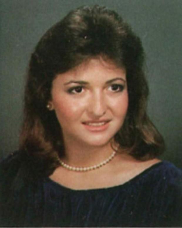 Sheryl Sandberg Young