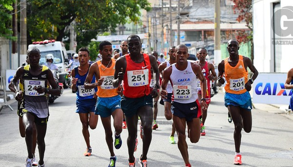 Stanley Biwott At Corrida International De Sao Silvestra