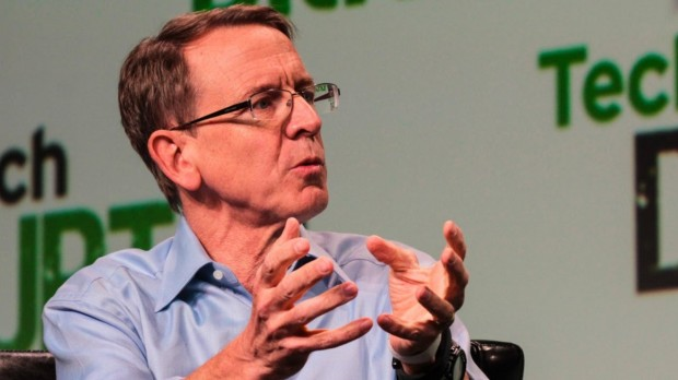 John Doerr  Speaking At Disrupt SF