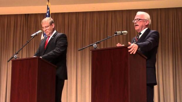 Bob Barr & Barry Loudermilk at KSU District 11 Debate