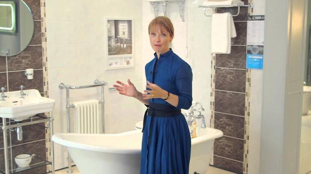 Naomi Cleaver Speaks On Bathroom Setup Tips