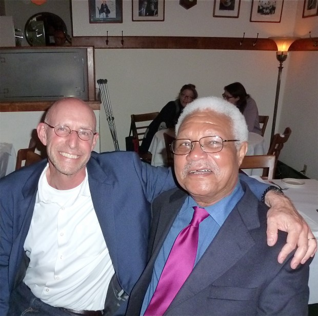 Michael Pollan with Al Young