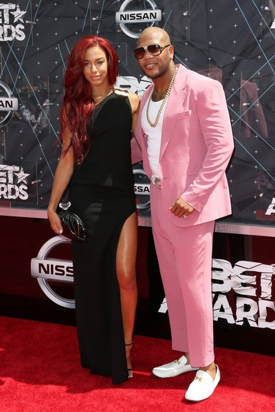 Flo Rida with Natalie La Rose