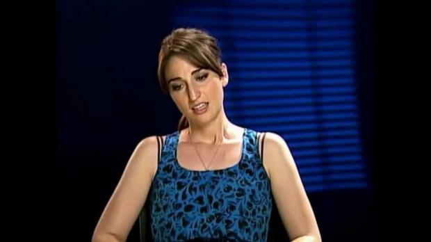 Sara Bareilles in an Interview