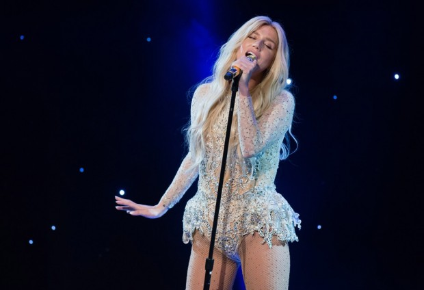 Kesha Performs At The  Delete Blood Cancer Gala