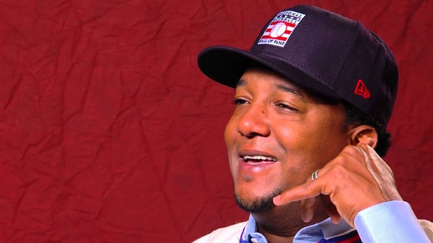 Pedro Martinez at Hall of Fame Election Interview