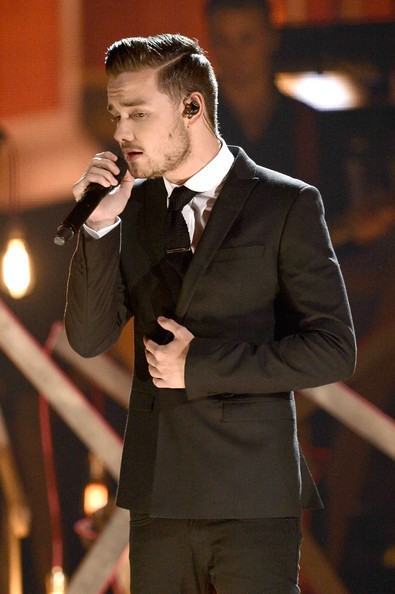 Liam Payne During American Music Awards Show