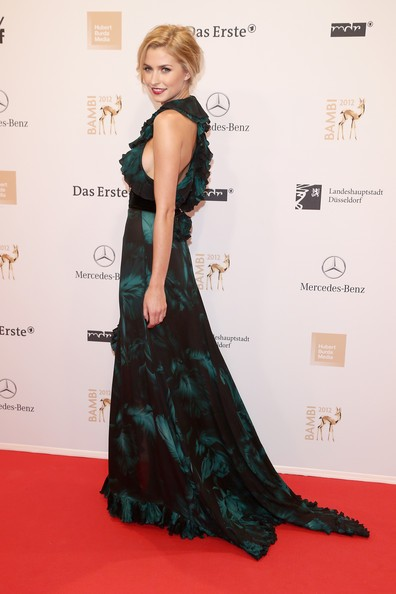 Lena At BAMBI Awards 2012