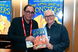 R.L. Stine And Marc Brown