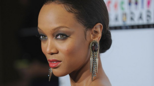 Tyra Banks Stops Going To Harvard Business School