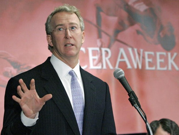 Aubrey McClendon At Chesapeake Energy