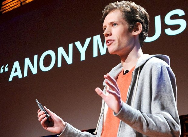 Christopher Poole In TED Talk