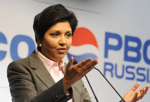 Indra Nooyi Speech at Pepsico