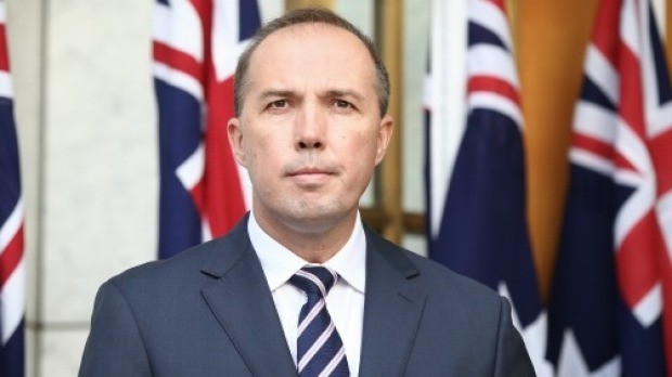 Peter Dutton as Immigration Minister