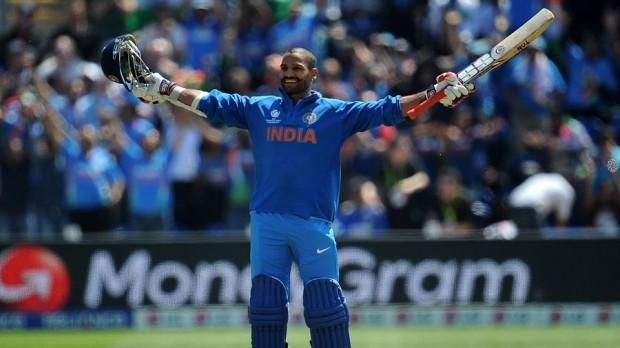 Shikhar Dhawan Made 114 Runs Against South Africa