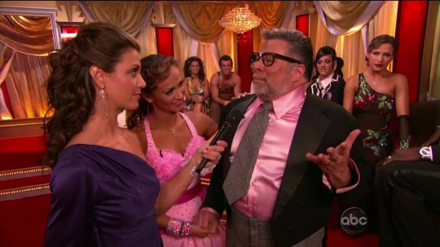 Steve Wozniak with Dancing Stars