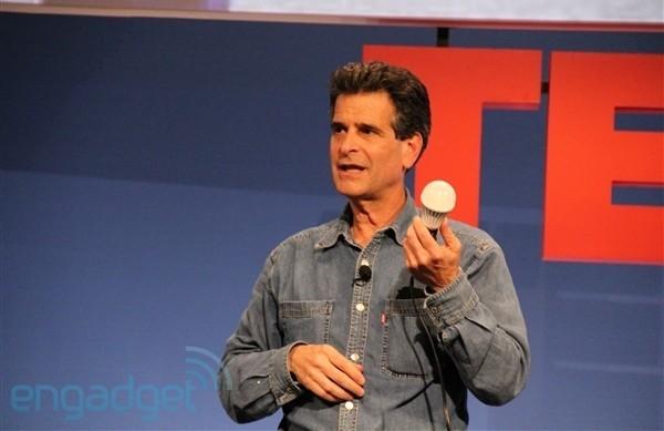 Dean Kamen At TED