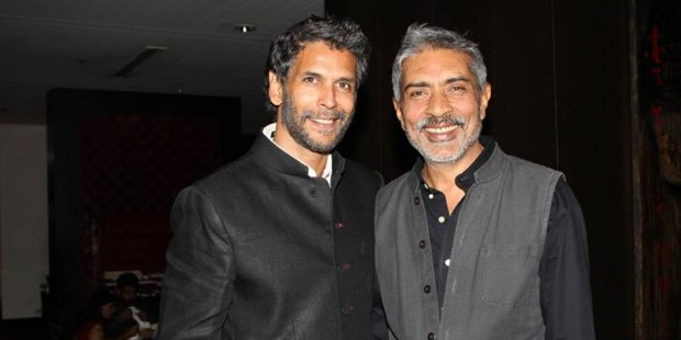 With Prakash Jha